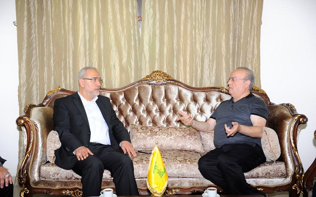 وهاب بعد زيارته الوزير قماطي: لحوار إيراني – سعودي يشكل ضمانة للأمن العربي والإسلامي بمعزل عن الإبتزاز الأميركي