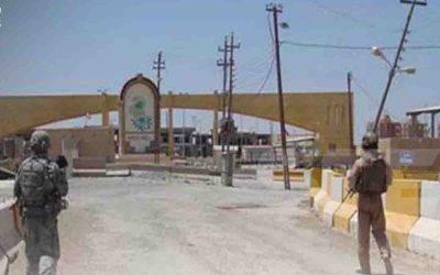 إعادة فتح معبر القائم البوكمال بين العراق وسوريا
