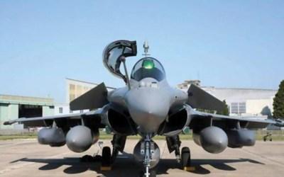 الهند تتسلم اليوم أول طائرة رافال من فرنسا