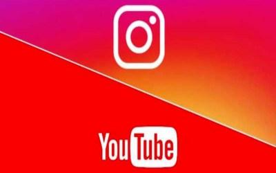 حساب جديد من انستغرام لمنافسة يوتيوب