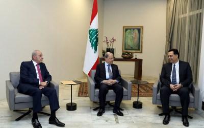 """أمل و""""حزب الله"""" والتيار يتركون دياب وحيداً – صحيفة الأخبار"""