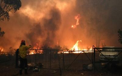 أستراليا.. حريق يدمر نحو 30 منزلا أو أكثر…