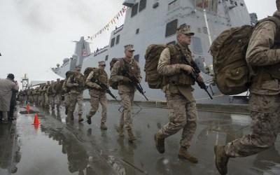 روسيا وسوريا تدينان زيادة عدد القوات الأميركية في الشرق الأوسط