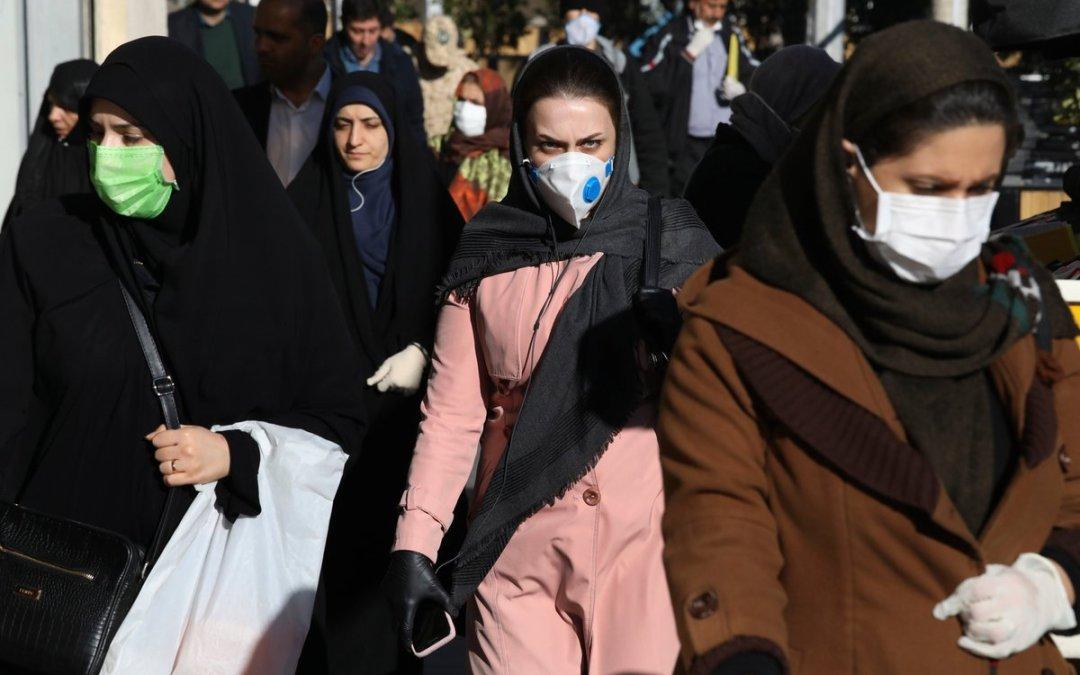 إيران.. أكثر من 2000 إصابة بكورونا خلال يوم وحصيلة الوفيات تتجاوز الـ8500