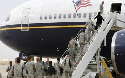 قيادة العمليات المشتركة في العراق تطالب بتطبيق قرار البرلمان بانسحاب القوات الأمريكية