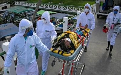 البرازيل تسجل ثالث أعلى حصيلة وفيات في العالم جراء كورونا