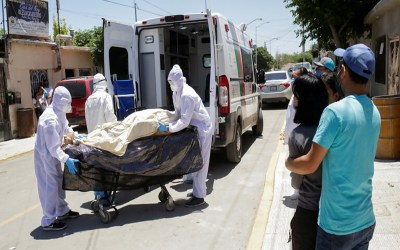 المكسيك.. تسجيل أعلى معدل وفيات يومي منذ تفشي كورونا فيها