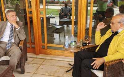 """وهاب بعد استقباله كوبيتش: """"حزب الله"""" آخر المتضررين من الإجراءات الأميركية وقانون قيصر لن يقدّم ولن يؤخر على الأرض السورية في النتائج العسكرية بل سيدفع ثمنه الناس العاديون"""