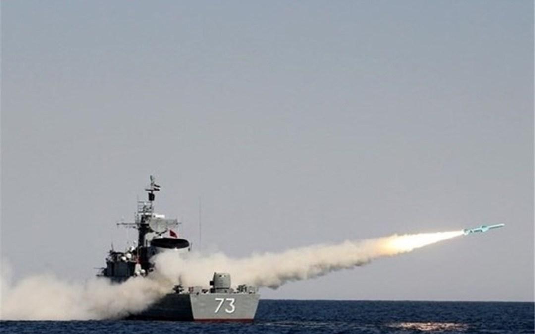 الحرس الثوري الإيراني يبدأ مناورات غرب مضيق هرمز بمشاركة القوات البحرية والجوية