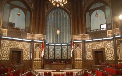 تحضيرات لاجراء انتخابات مجلس الشعب في سوريا