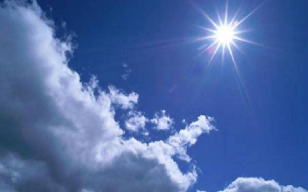 الطقس غدا الثلاثاء قليل الغيوم مع انخفاض اضافي في الحرارة