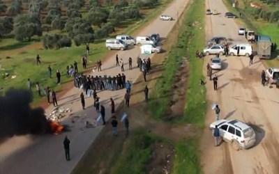 تفجير يستهدف دورية روسية – تركية في سوريا