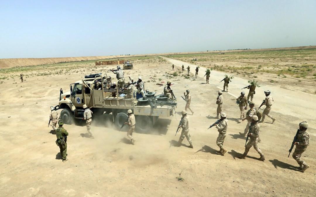 """العراق.. انطلاق عملية عسكرية لملاحقة """"داعش"""" في صلاح الدين"""