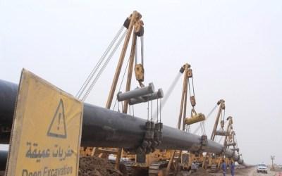 وزارة الطاقة: خط النفط العربي متوقف عن العمل منذ أكثر من عشر سنوات