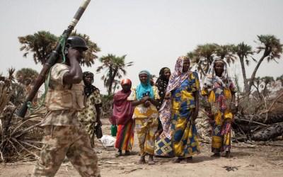 مقتل 14 شخصا فى هجوم مسلح بولاية بنويه في نيجيريا
