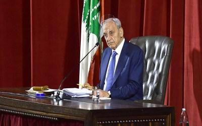 بري: المادة 69 من الدستور تقول في حال استقالة الحكومة يعتبر المجلس في حال انعقاد دائم