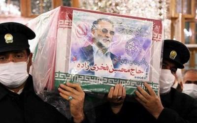 إيران: عضو في قواتنا المسلحة وفر الإمكانات لاغتيال العالم النووي فخري زادة