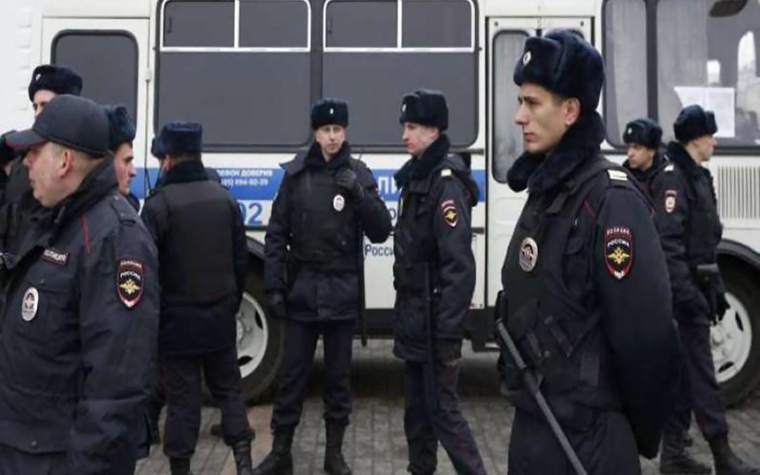 شرطة موسكو تتوعد..