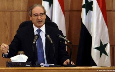 المقداد: حرکة المقاومة ضد التواجد الأميرکي غیر الشرعي في سوریا ستتصاعد