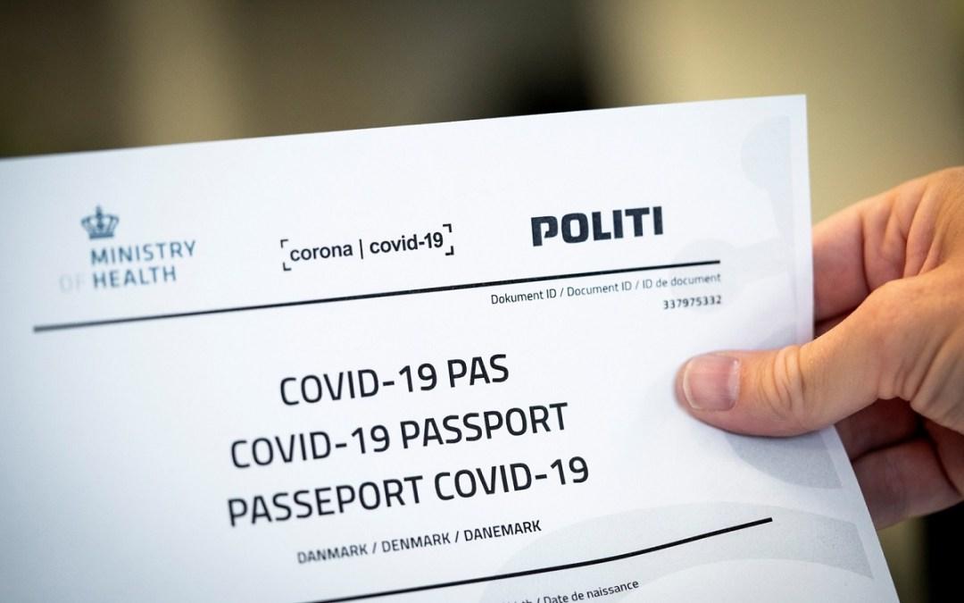 جواز سفر رقمي للحاصلين على لقاح كورونا؟