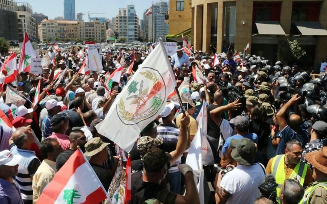 حراك المتعاقدين يطلق حملة لمقاطعة التبضع والشراء من السوبرماركات حتى الأحد 11 نيسان