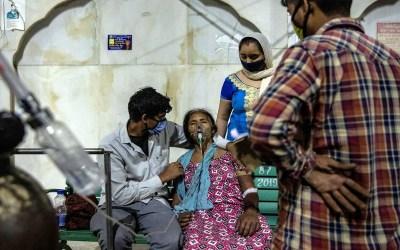 بدء وصول المساعدات الدولية إلى الهند لمكافحة كوفيد 19