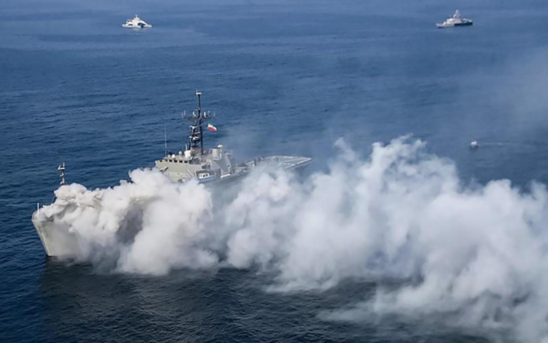 """""""إسرائيل"""" أبلغت واشنطن بأنها استهدفت السفينة الإيرانية """"ساويز"""""""