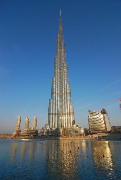 Burj Khalifa | Arabic Guy