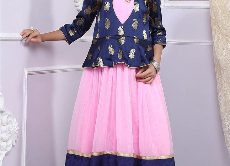 Designer New Anarkali Frock Design 2020 Best For Kids