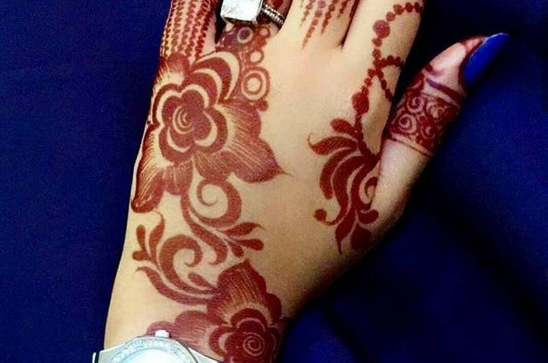 Latest Arabic Mehndi Designs 2019 Easy And New Styles For Hands
