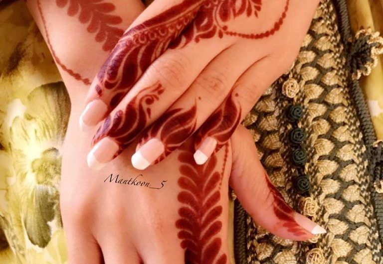 Trending Easy Mehndi Designs 2019 New Collection For Girls