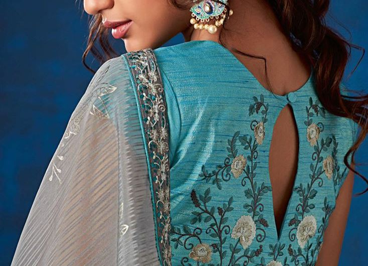 Latest Blouse Designs 2019 Best Styles For Girls