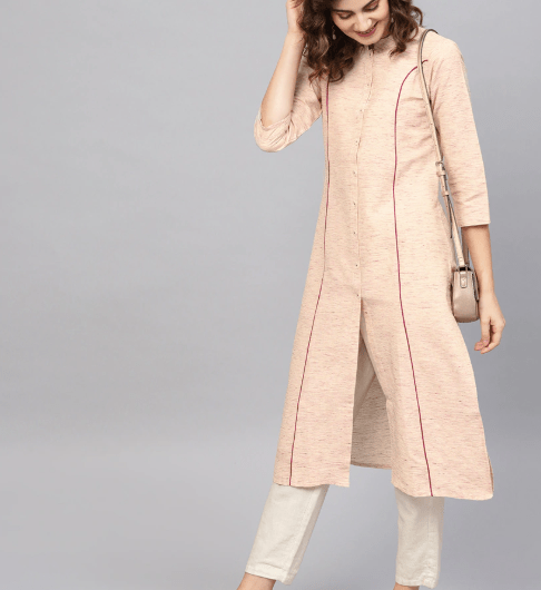 College Wear Latest Kurti Design 2020 Images For Girls