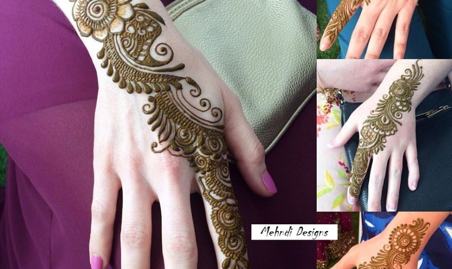 Latest Mehndi Designs 2019 Party Style Collection For Girls