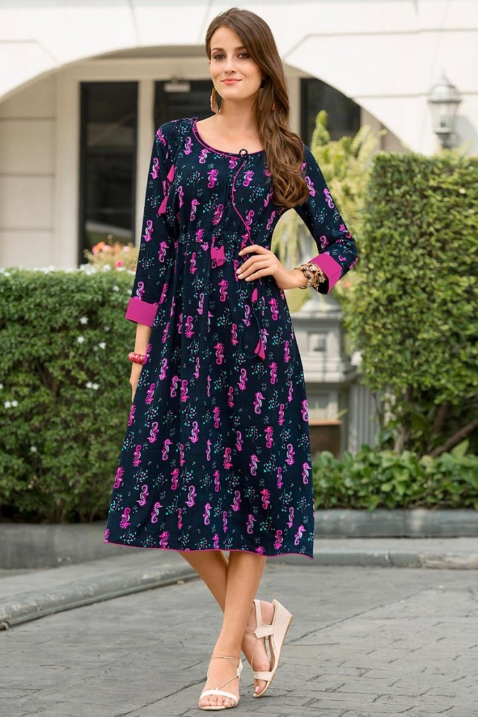 Latest kurti design Images 2020 In India