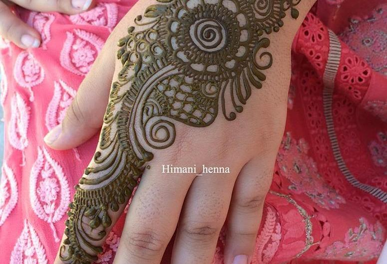 New Arabic Mehndi Designs 2019 Images For Hands