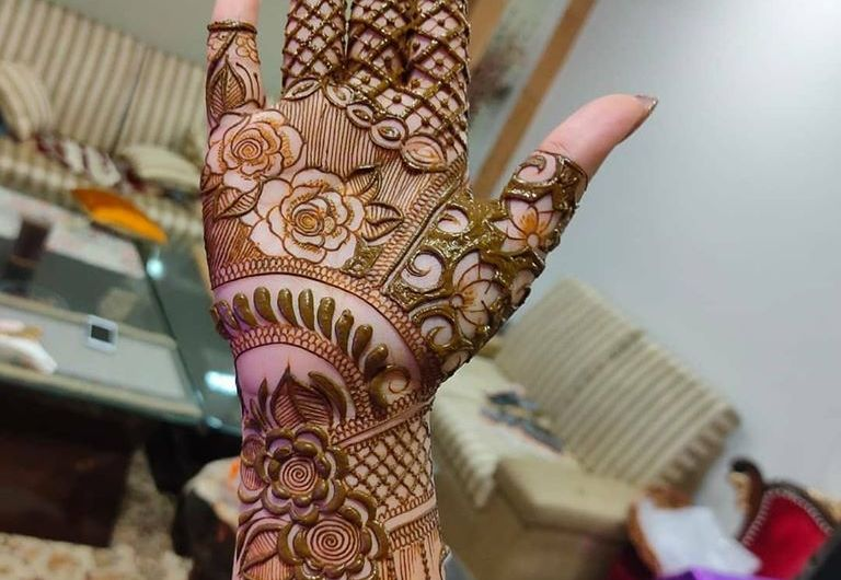 Bridal Mehndi Designs For Full Hands Latest Henna Collection Images 2020