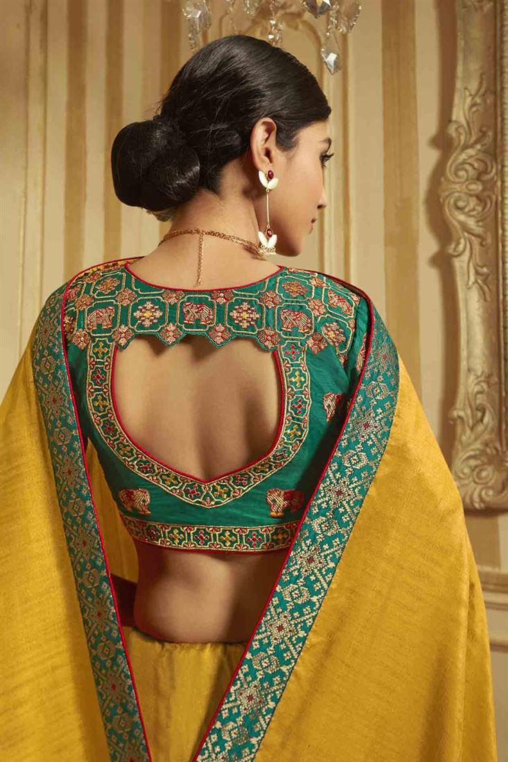 Download Latest Engagement Blouse Designs 2020 Images With Stylish Back For Saree,Latest Mangalsutra Designs Only Gold With Price