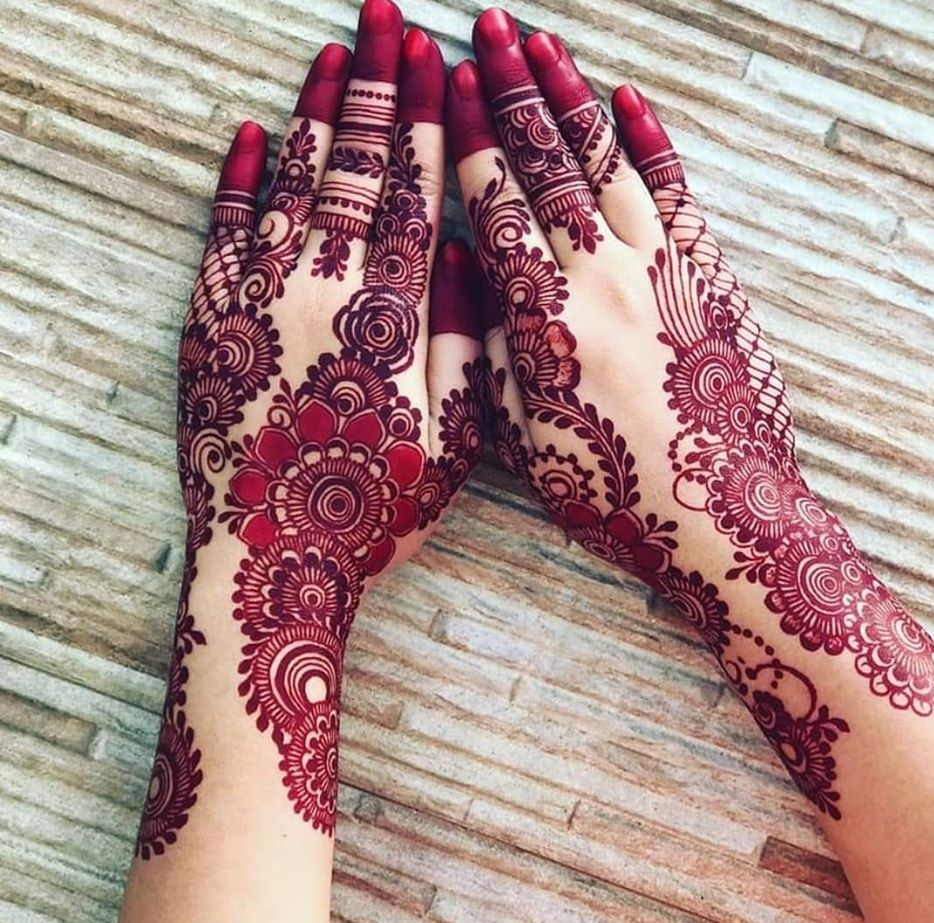 Latest Mehndi Designs 2020 New Style Bridal Mehndi Design Hd Images
