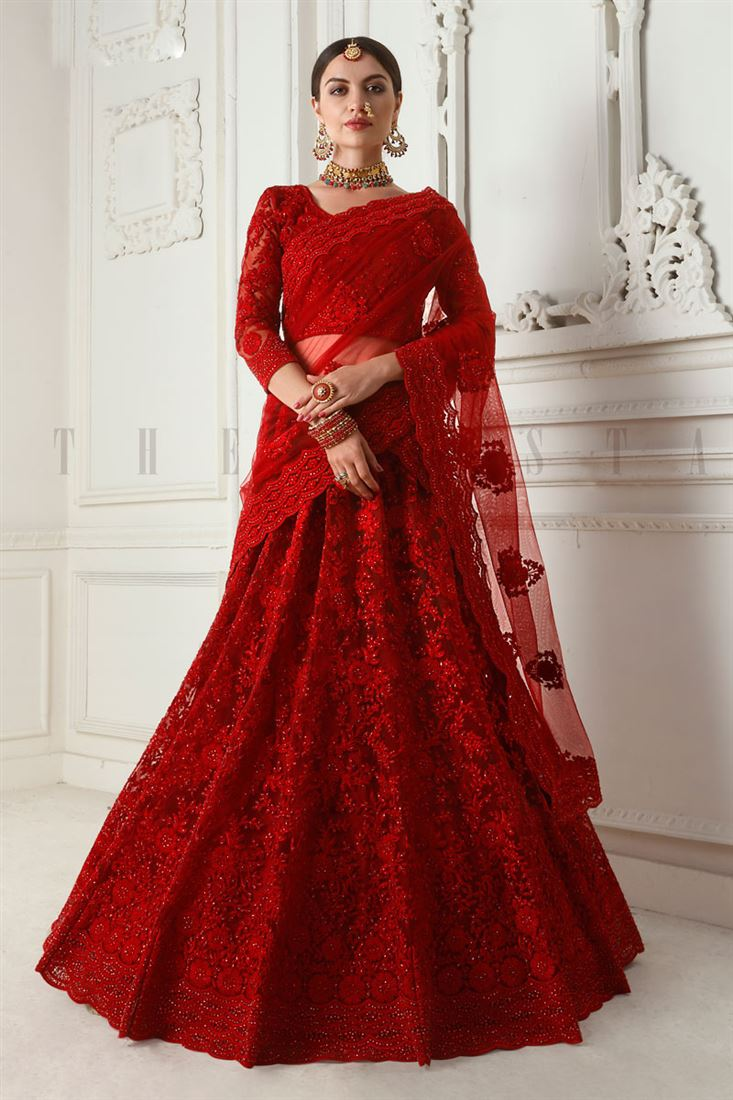 Latest Bridal Lehenga Designs 2020 Special Wedding Lehenga Choli Images