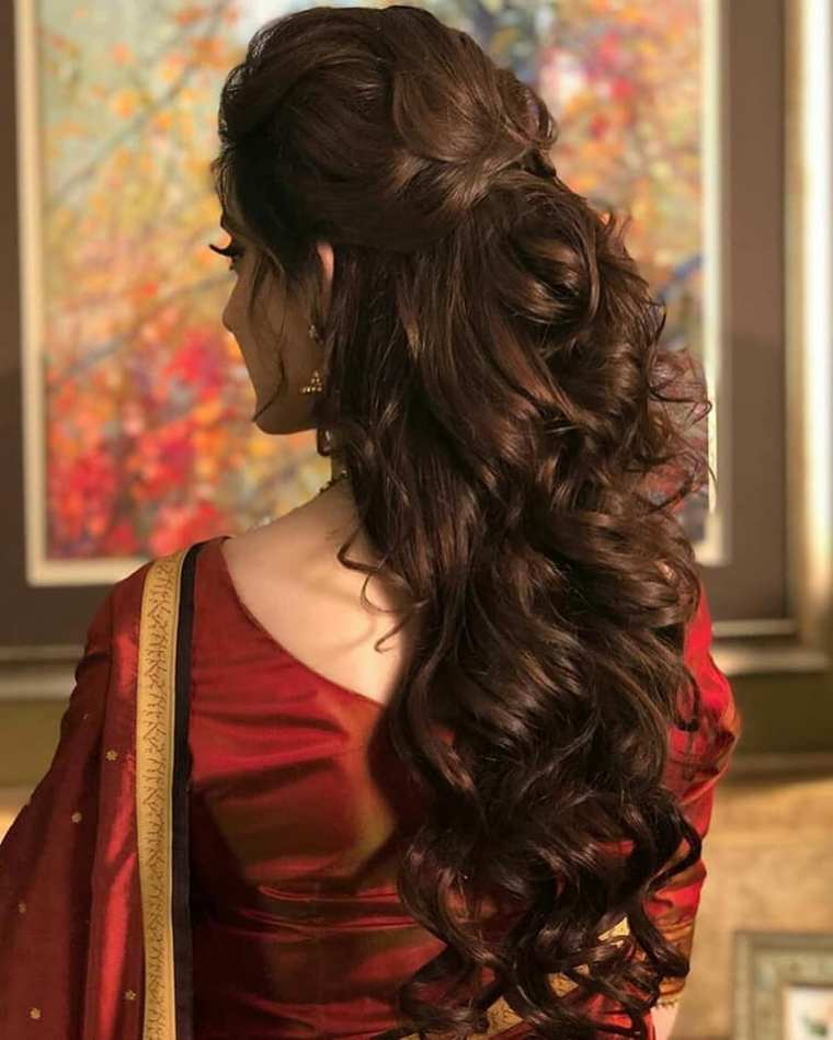 Wedding Hairstyles For Long Hair 2020 Best Wedding Hairstyle Top Collection Arabic Mehndi Design