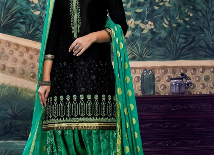 Punjabi Suits New Indian Style Latest Patiala Salwar Kameez Designs 2020
