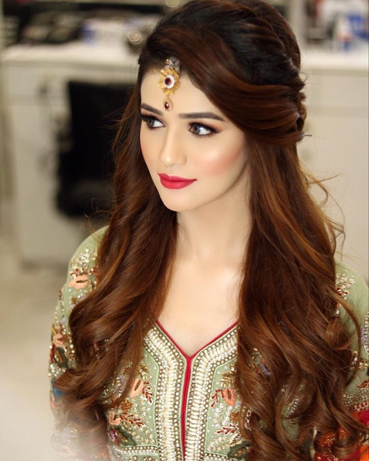 Top 30 Easy Hairstyles For Long Hairs New Wedding Best Hairstyles For Ladies Arabic Mehndi Design