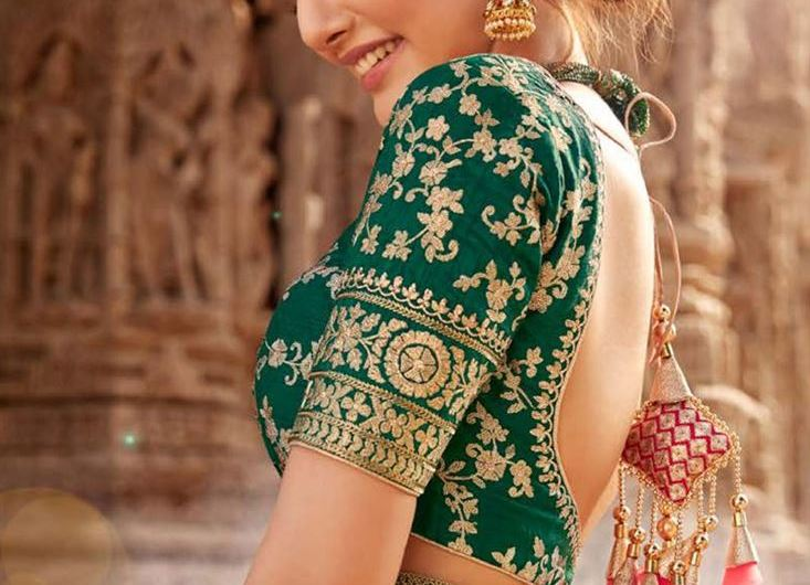 Trending Designer Blouse Designs 2020 For Women