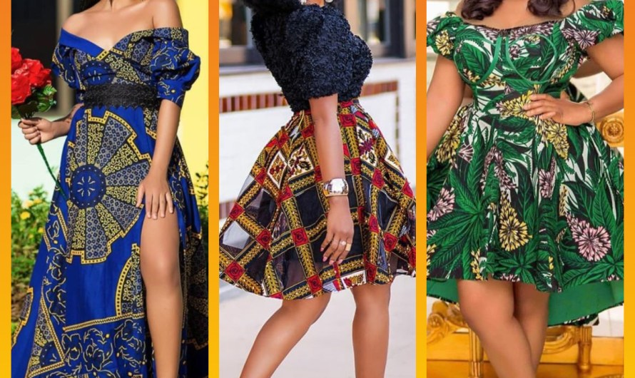 Impressive Latest Ankara Styles 2020 For Wedding