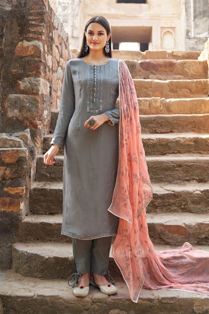 Trendy Festive Wear Stylish Salwar Kameez Designs 2020