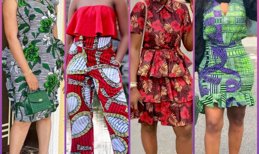 2020 Ankara Styles Latest African Dresses For Teenagers