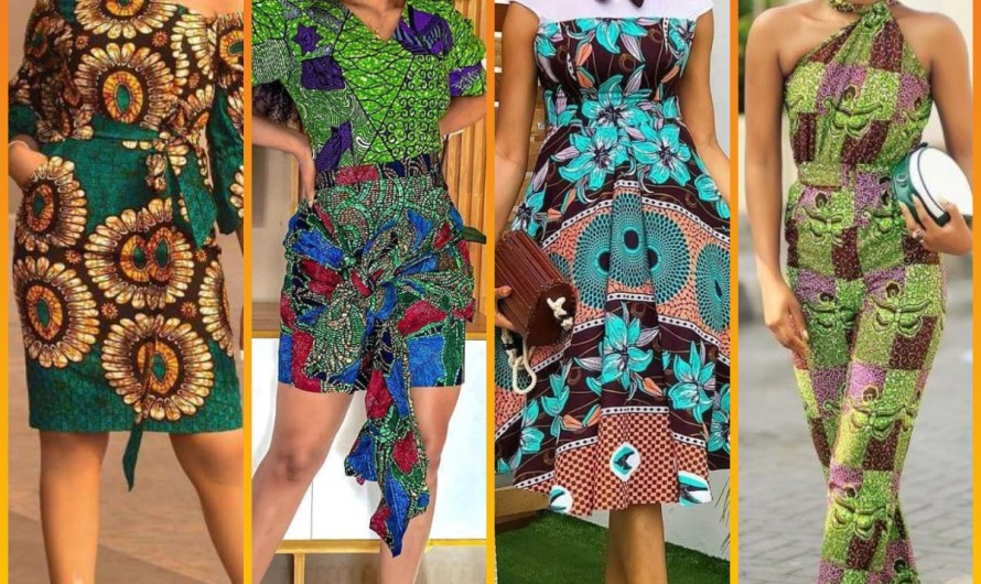 Daily Wear Latest Sexy Ankara Styles Dresses 2020 For Ladies