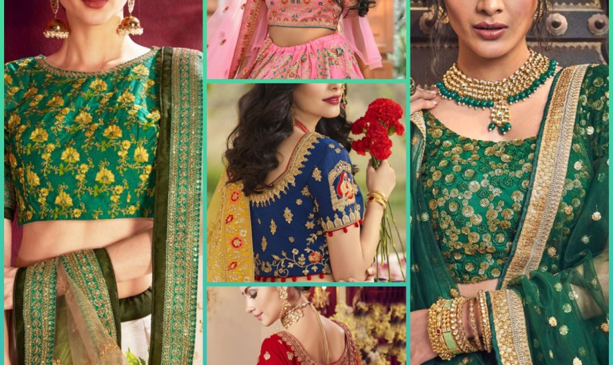 Latest Designer Trendy Blouse Designs 2020 For Indian Weddings & Engagements
