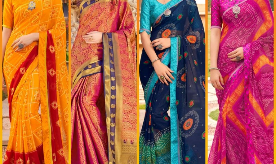 Latest Indian Party Wear Saree Designs 2020 For Beautiful Women
